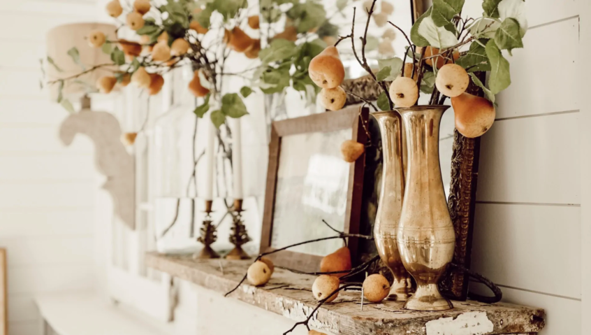 Inspirational Fall Decor Ideas