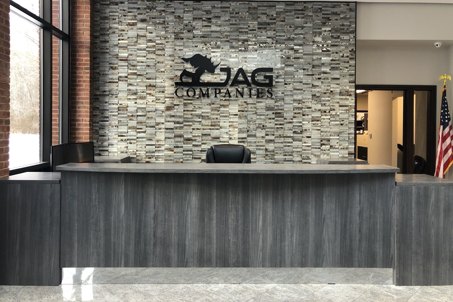 JAG Companies Commercial Interior Design